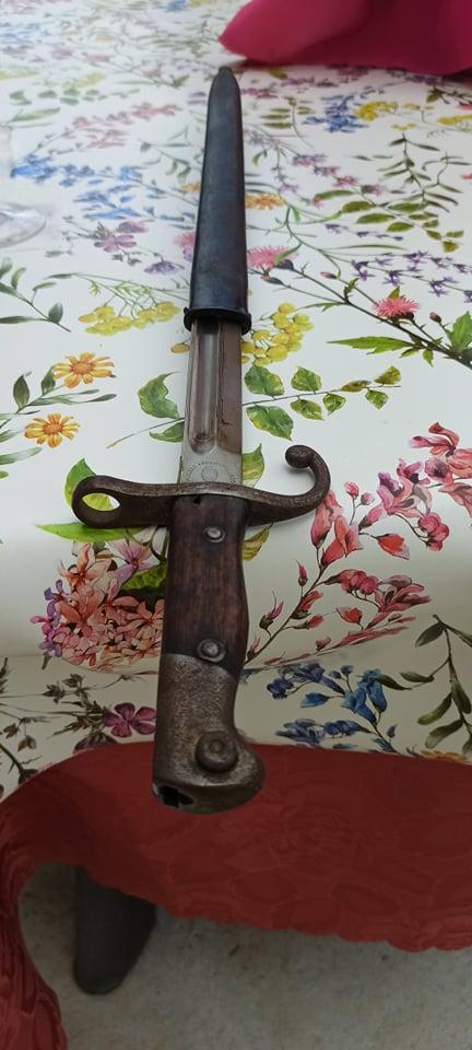Sabre et épée a identifier 21160910