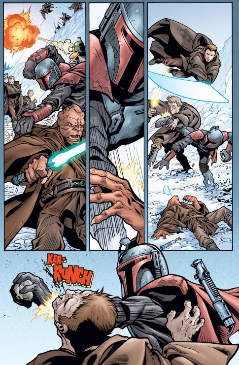 Jango Fett vs Chewbacca  37851310
