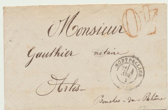 Acheminement et timbre de bureau de passe ! 40_1a10