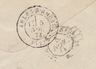 Acheminement et timbre de bureau de passe ! 40_1b10