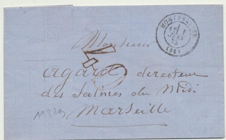 Acheminement et timbre de bureau de passe ! 40_2a10