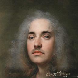 votre portrait à partir de peintures et d'intelligence artificielle  - Page 7 610