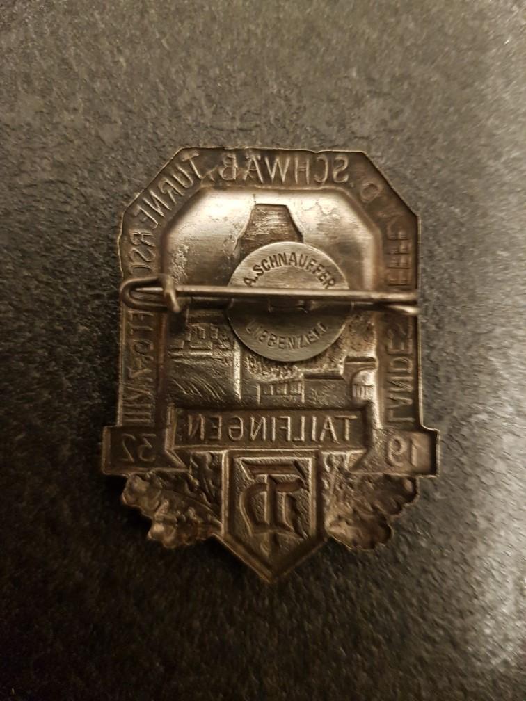 Médailles pour authetification et estimation de valeur 2-210
