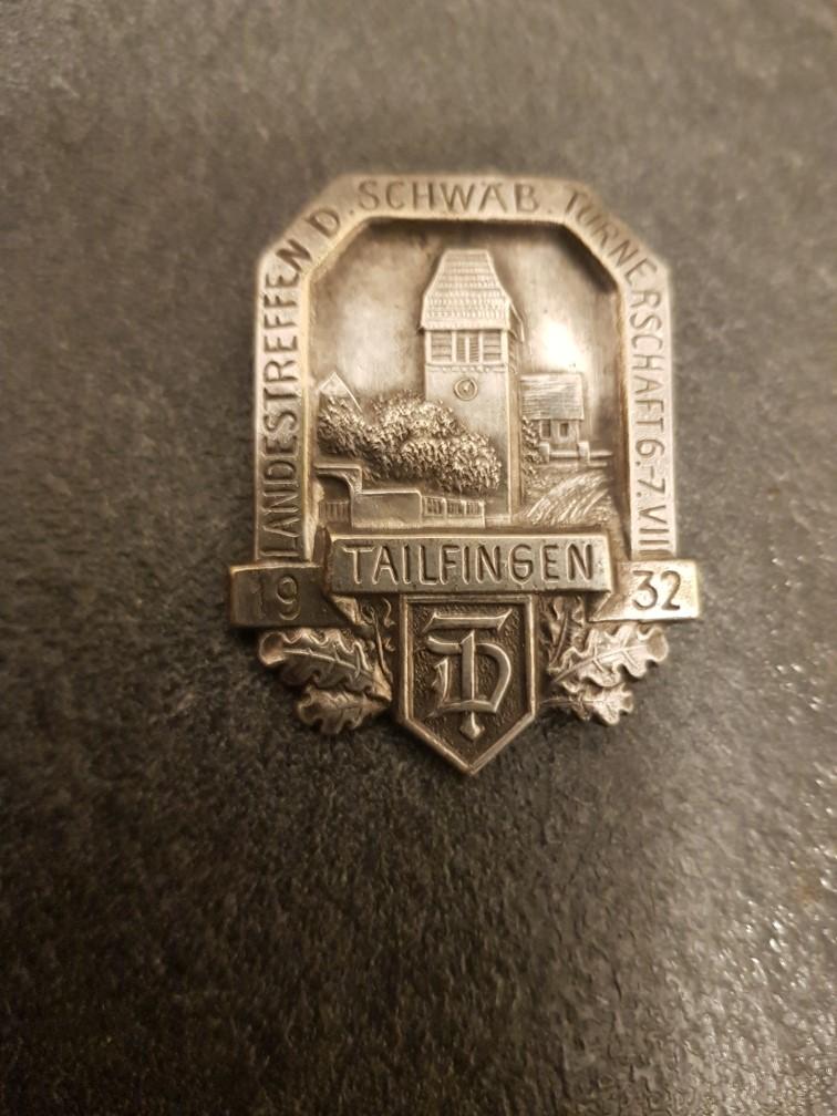 Médailles pour authetification et estimation de valeur 211