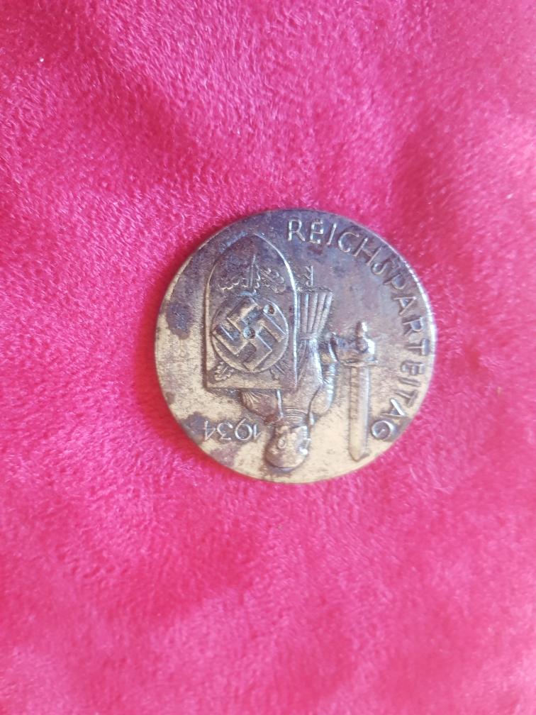 Médailles pour authetification et estimation de valeur 510