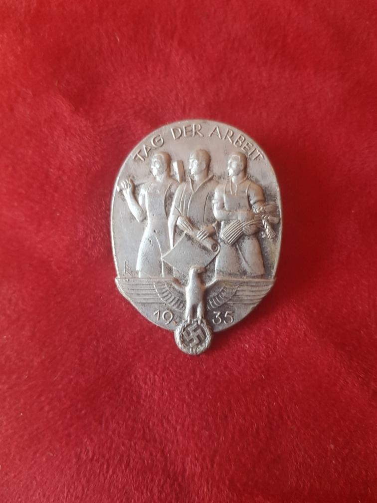 Médailles pour authetification et estimation de valeur 710