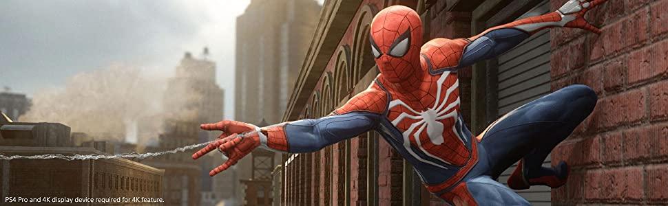Spider MAN PS4 6ea79310