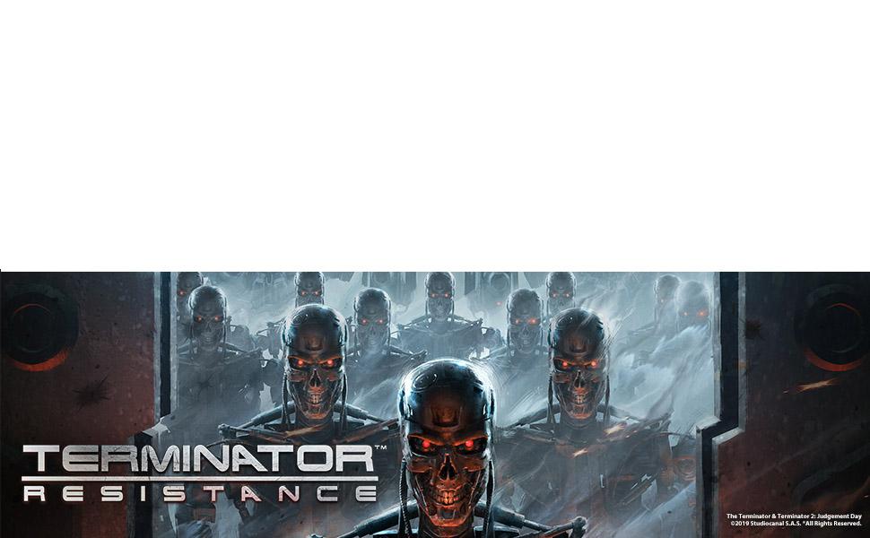 Terminator:resistance PS4 7bcaa910