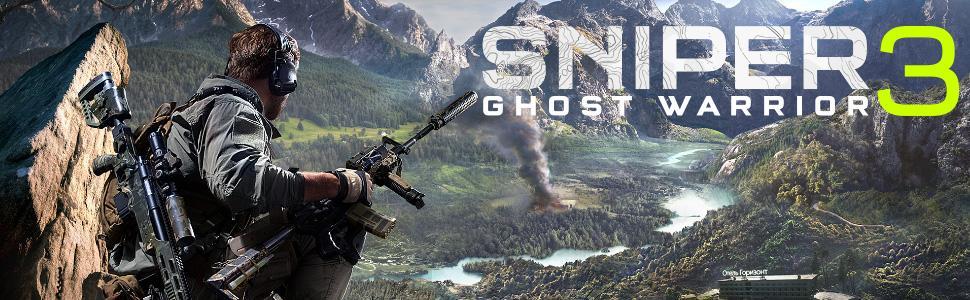 Sniper: Ghost Warrior 3 PS4 Cc6a3910