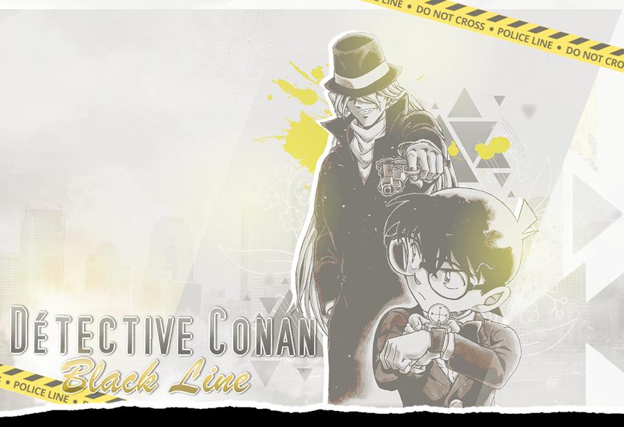 Détective Conan – Black Line