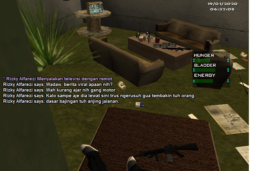 [OFFICIAL] INDONESIA STREET GANGSTERS - Page 2 112