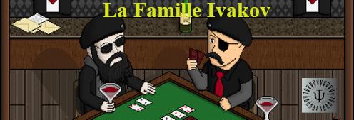 [RPG][Série] Les grandes familles civiles: La famille Ivakov Bannie10