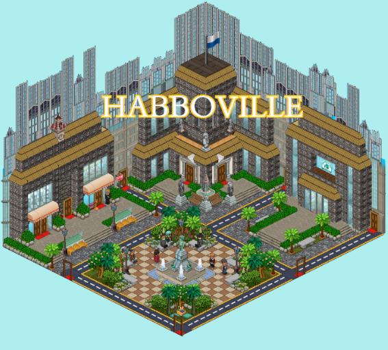 """[RPG] HabboVille: """"Ta vie version Habbo"""" Hvbann13"""