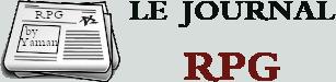 Le Journal RPG: 1ère édition Titrer10