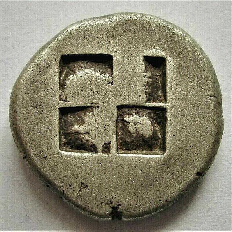 Monedas del Sátiro de Thasos dudosas. N_1_re11