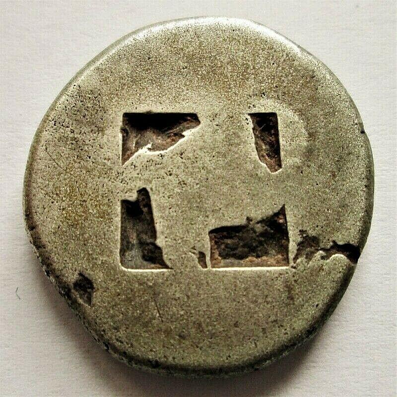 Monedas del Sátiro de Thasos dudosas. N_4_re10