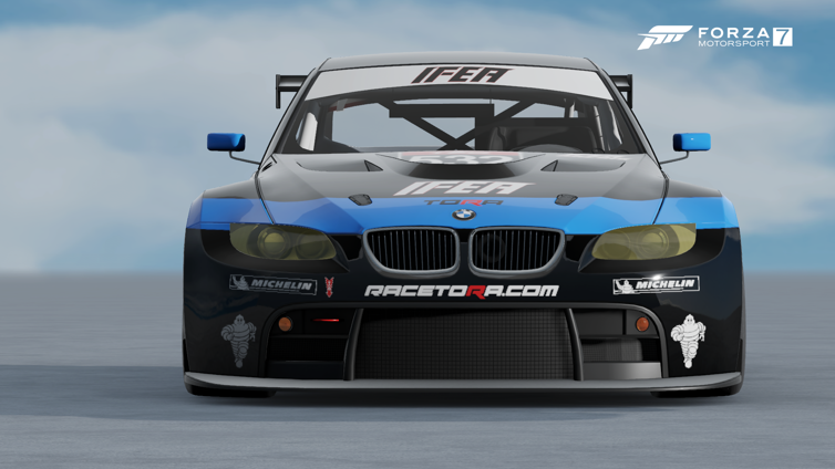 TEC R1 24 Hours of Daytona - Livery Inspection M3_fro11