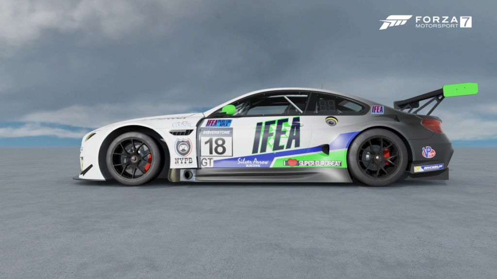 TORA 12 Hours of Silverstone - Livery Inspection Save_116