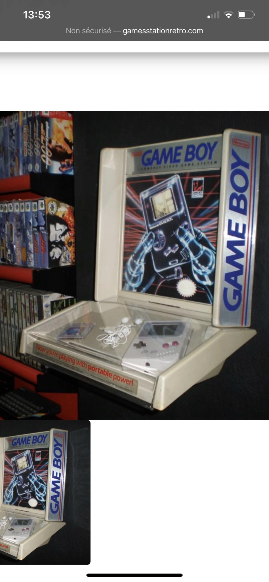 Borne Gameboy  E559c410