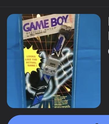 Borne Gameboy  E7546d10