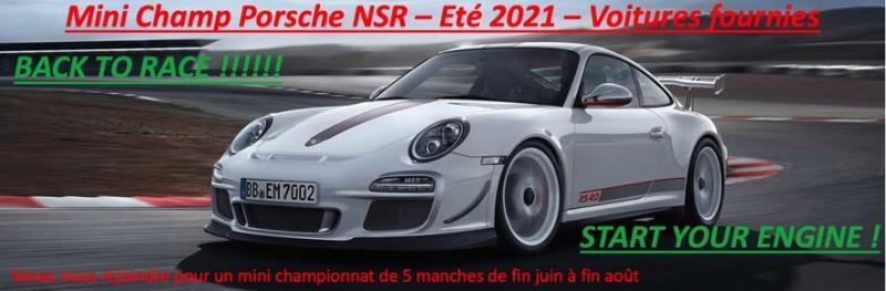 Mini-Championnat d'été 2021 - NSR PORSCHE GT3 - Manche V Bande-10