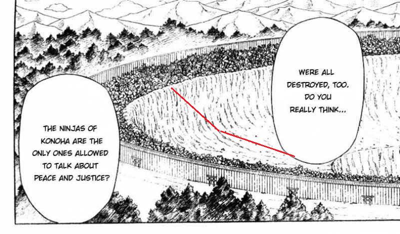 Bijuudama padrão destruiria Konoha facilmente. St210