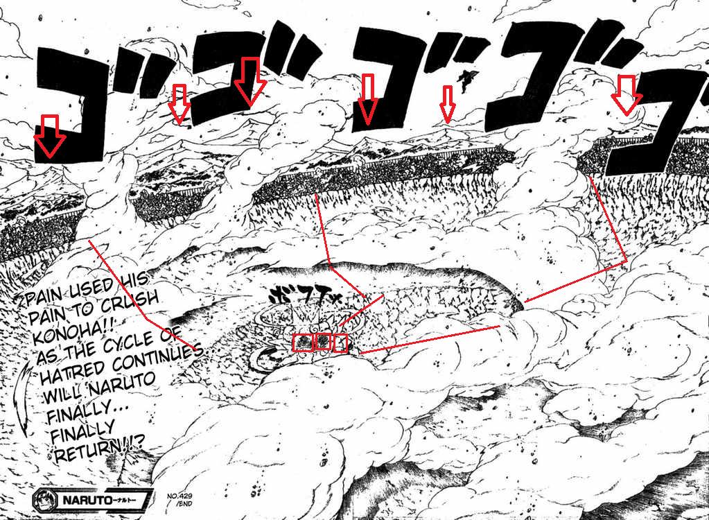 Bijuudama padrão destruiria Konoha facilmente. St212