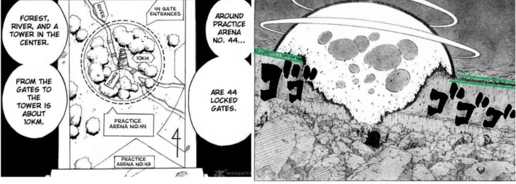 Bijuudama padrão destruiria Konoha facilmente. St312
