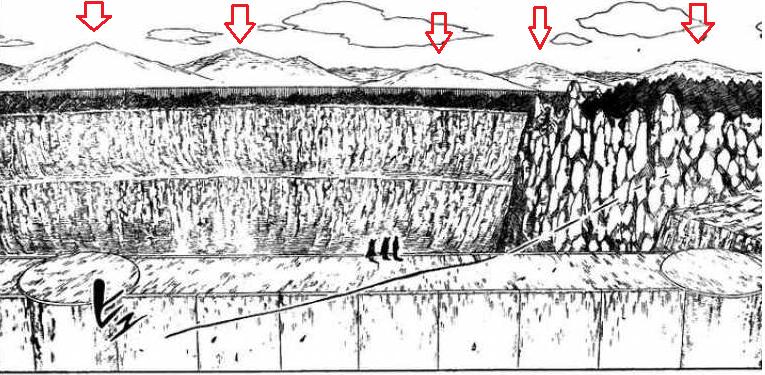 Bijuudama padrão destruiria Konoha facilmente. St410