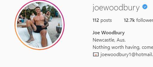 Bachelorette Australia - Joe Woodbury - Discussion - *Sleuthing Spoilers*  - Page 2 Joey10