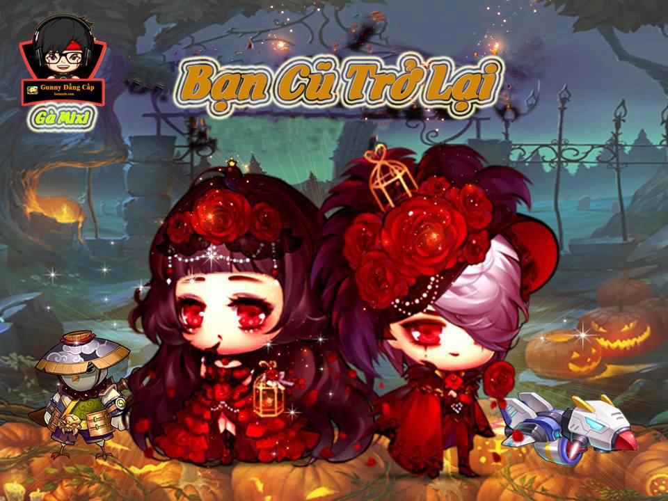 Mừng Bạn Cũ Quay Lại Gà Mixi Ben_co11