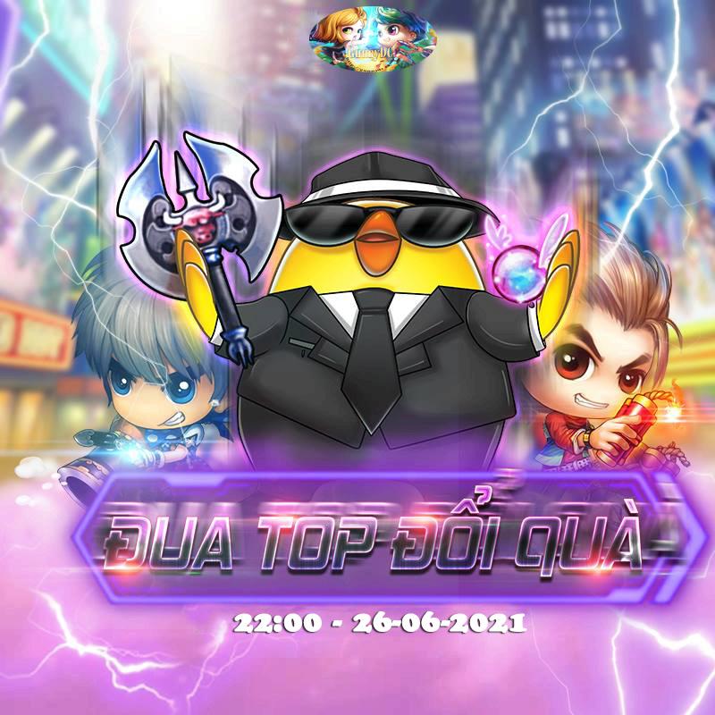[SỰ KIỆN] ❤ ĐUA TOP ĐỔI QUÀ  Mùa 2 GUNNYDC Gà Mị Nương  Ua_top10