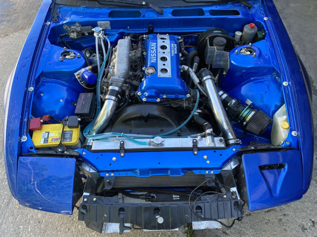 Just when you thought I was done. Dave's 180SX build.  - Page 24 57171010