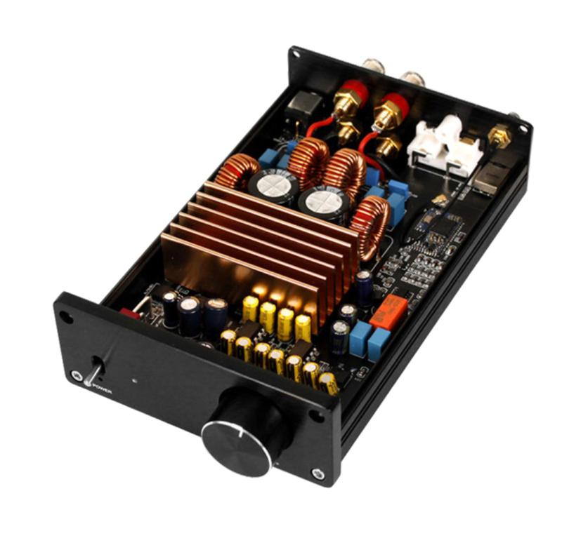 testare 2 amplificatori con stesse casse... ma anche stesso dac... come faccio ? Cattur11