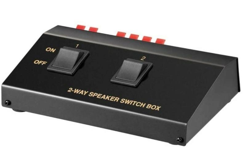 testare 2 amplificatori con stesse casse... ma anche stesso dac... come faccio ? Switch13