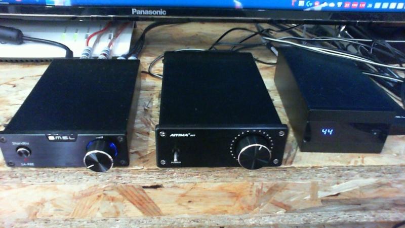 testare 2 amplificatori con stesse casse... ma anche stesso dac... come faccio ? Win_2011