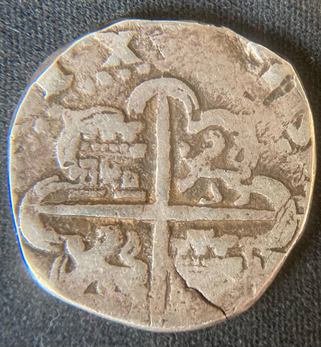 2 Reales Macuquinos Felipe III - completar información  8264a710