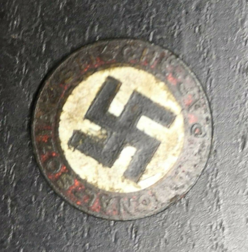 Authentification pins  Receiv15
