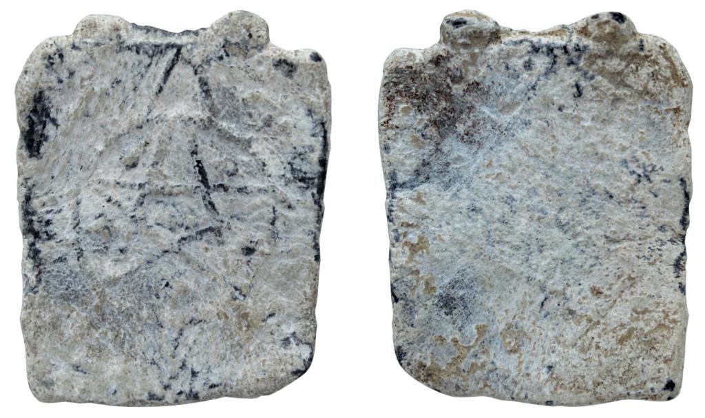 Amuleto musulmán de plomo 750_8210