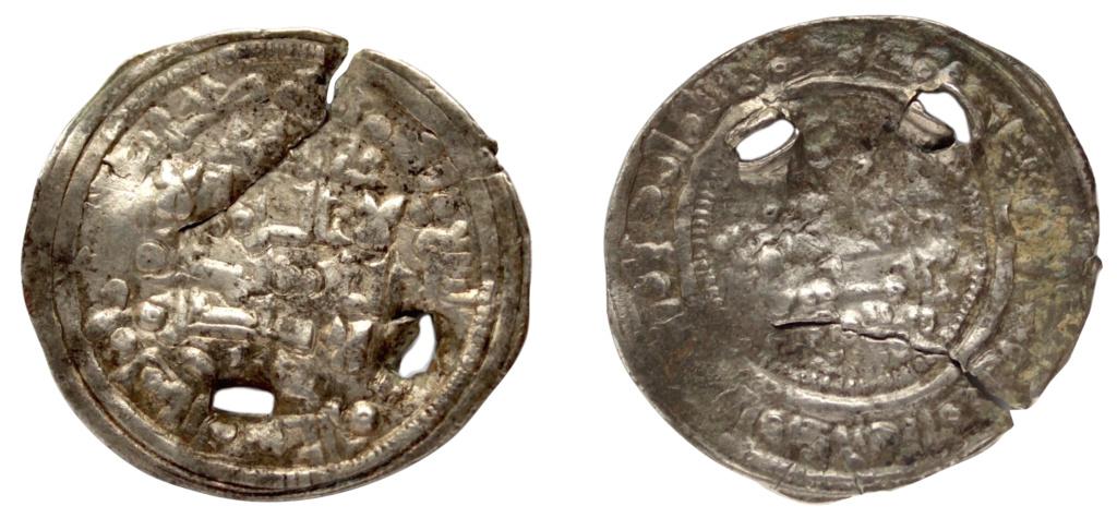 Dírham de ¿Suleymán, al-Ándalus, 405 H? 789_2810