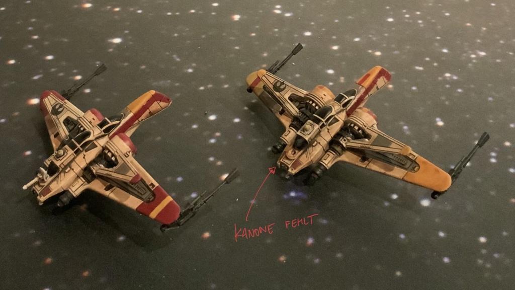Verkauft [Biete] X-Wing 2.0 Rebellen Erweiterungen  99cfe610