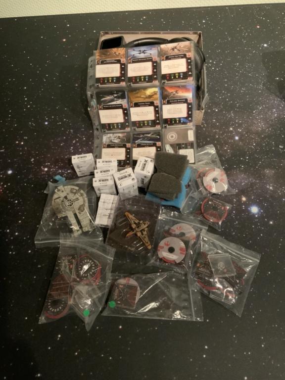 Verkauft [Biete] X-Wing 2.0 Rebellen Erweiterungen  9de88e10