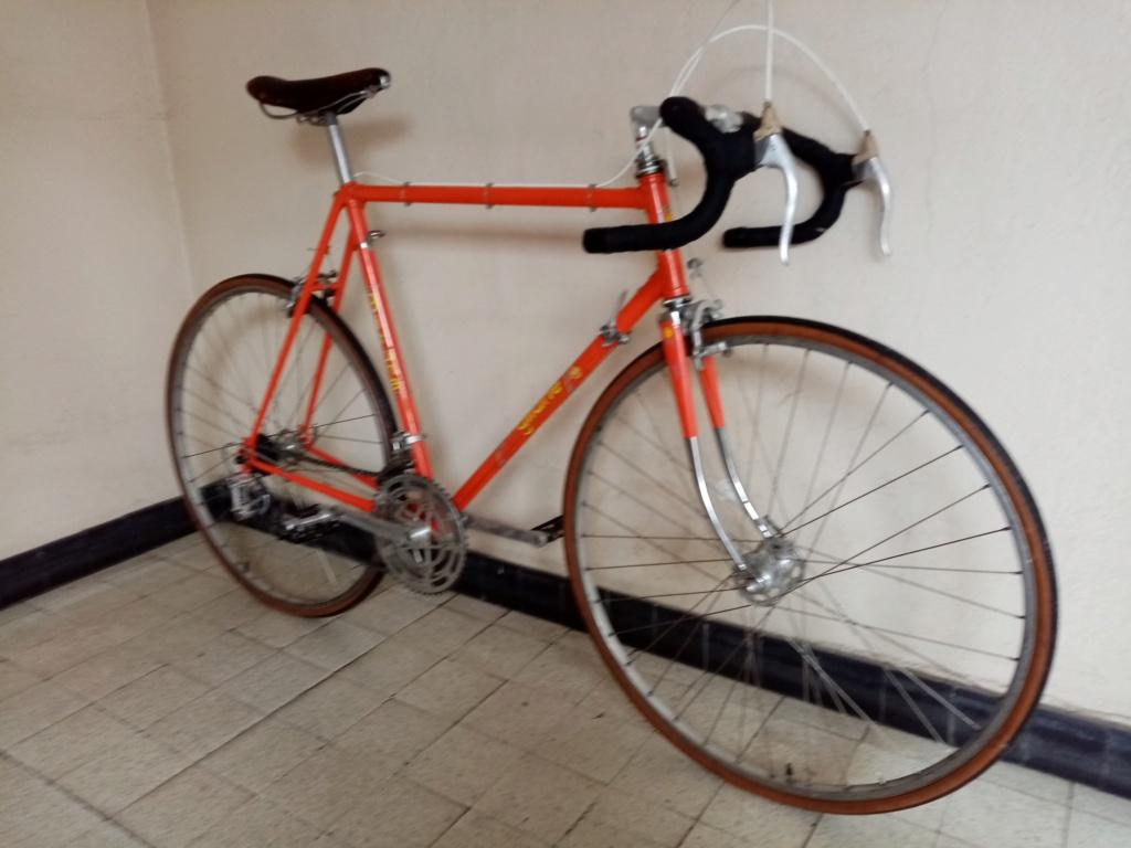Gitane superolympique? Orange.  Img_2055