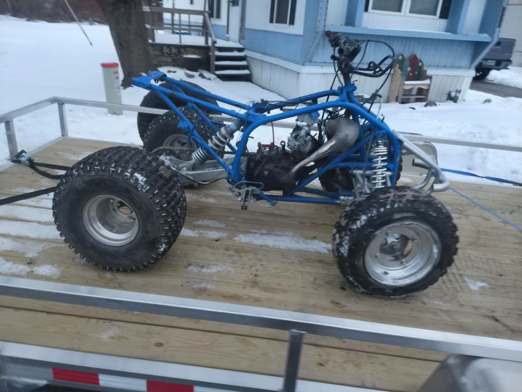 suspension - Wheel horse B165 - Full Suspension (work in progress) 14523010