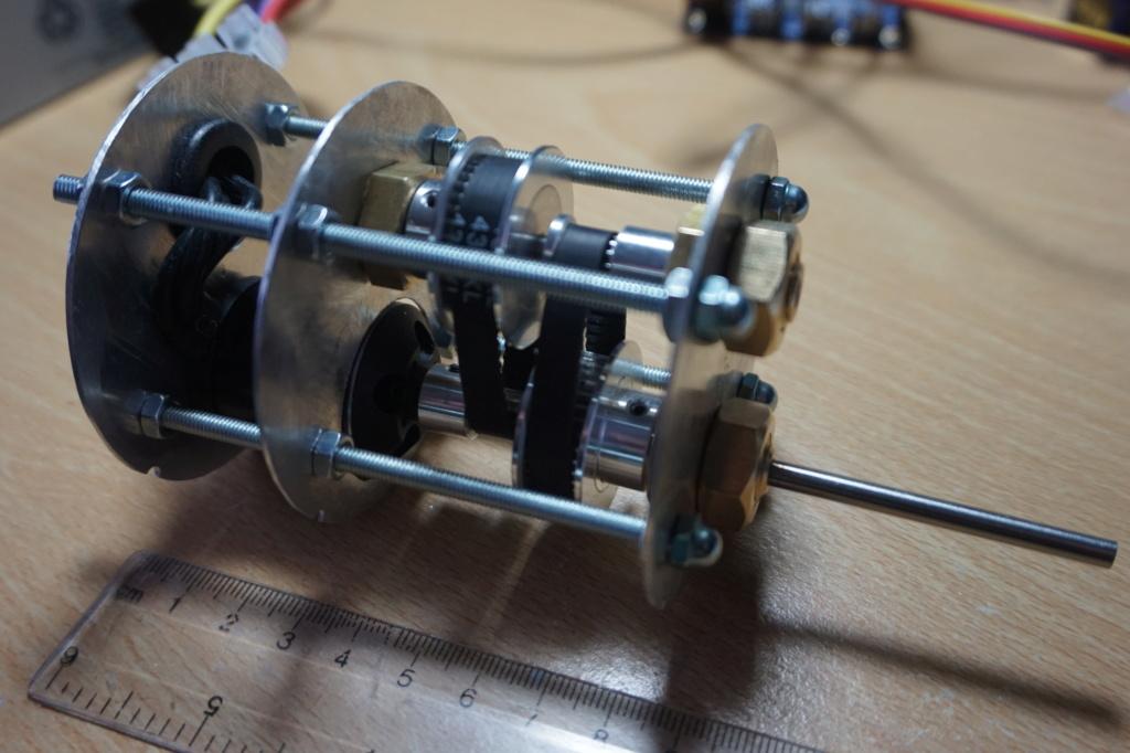 WW2 mini sub build Dsc02715
