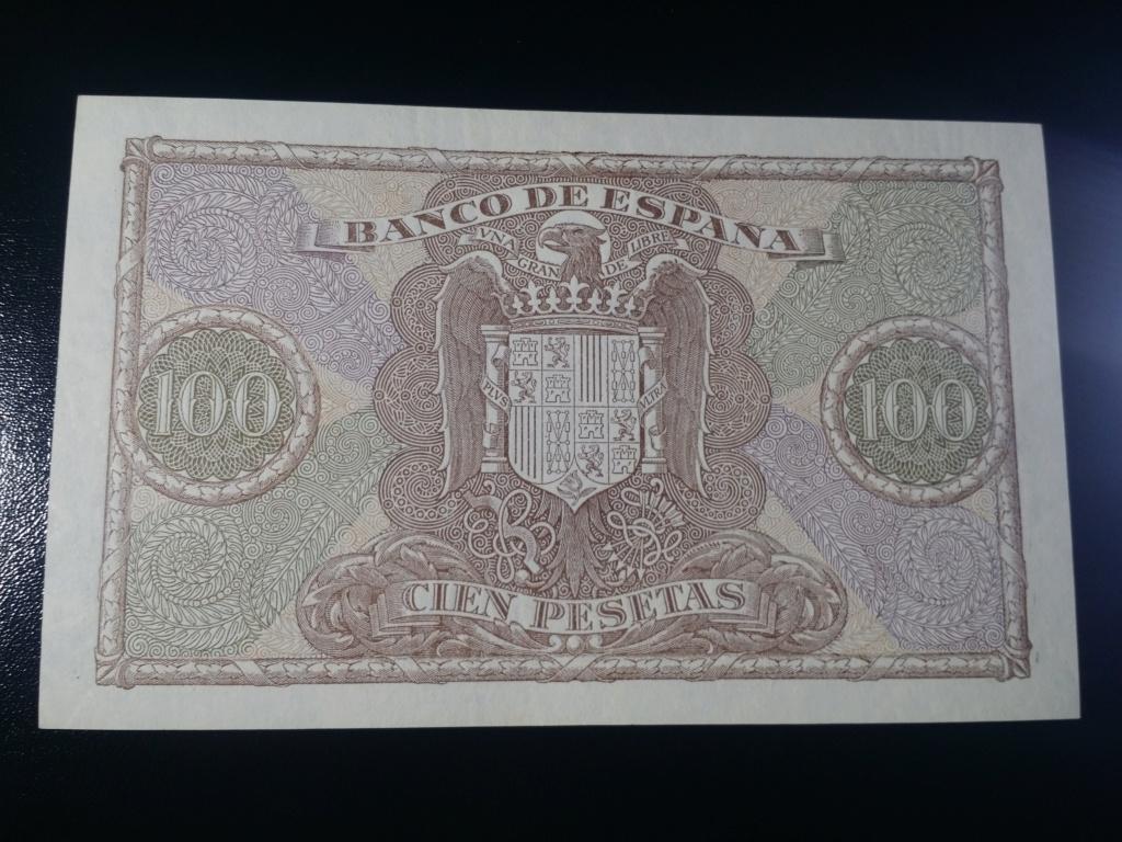100 Pesetas 1940 ¿SC? 16161914