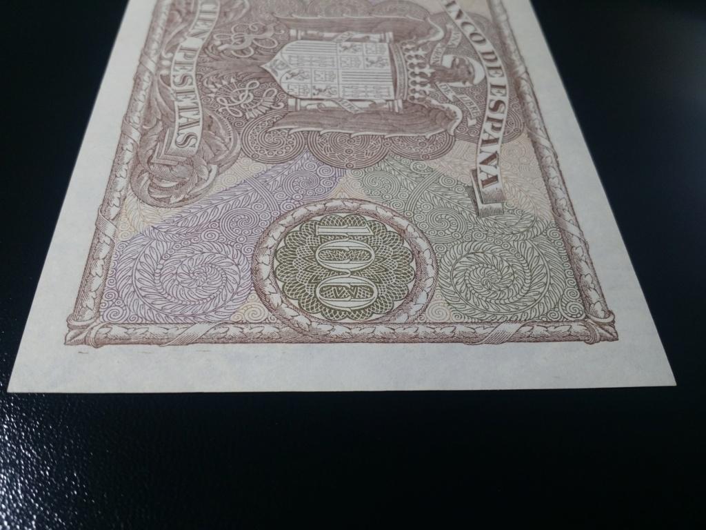 100 Pesetas 1940 ¿SC? 16161915
