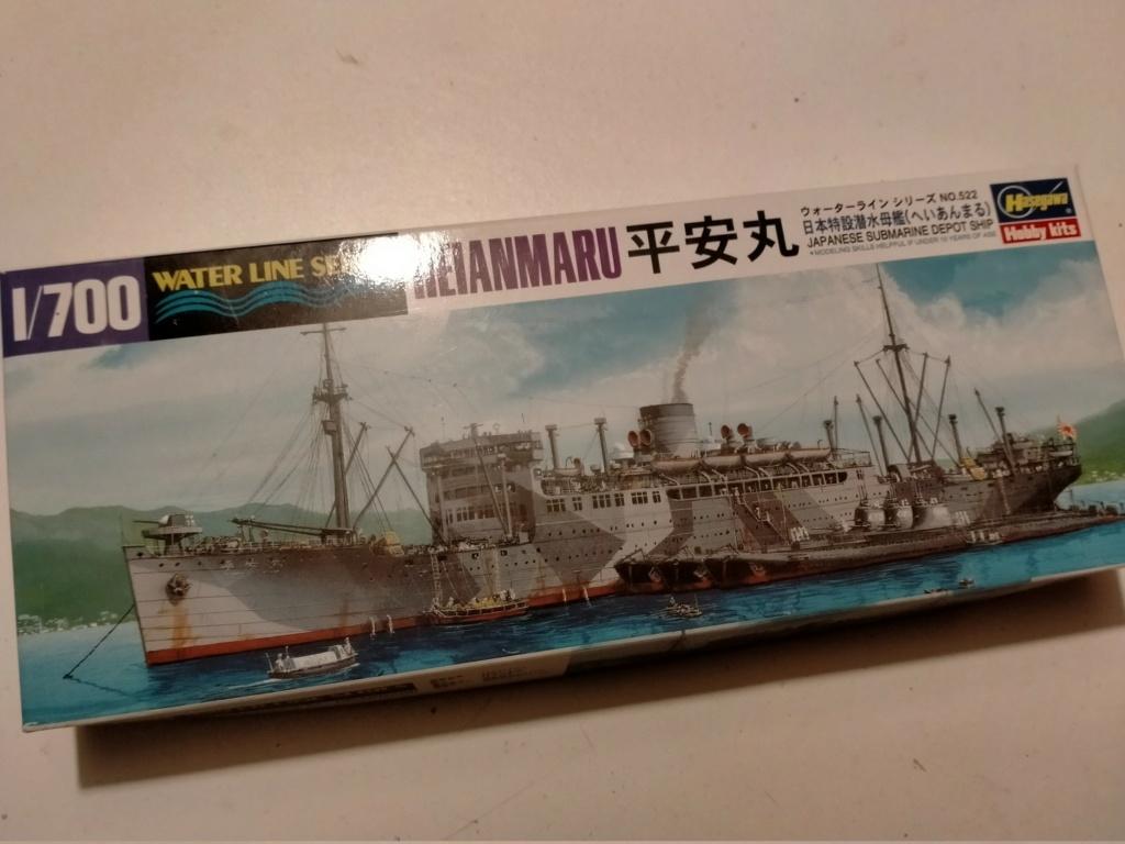 Dio : Heian Maru (Hasegawa 1/700°) par Séb K Cqcbi410