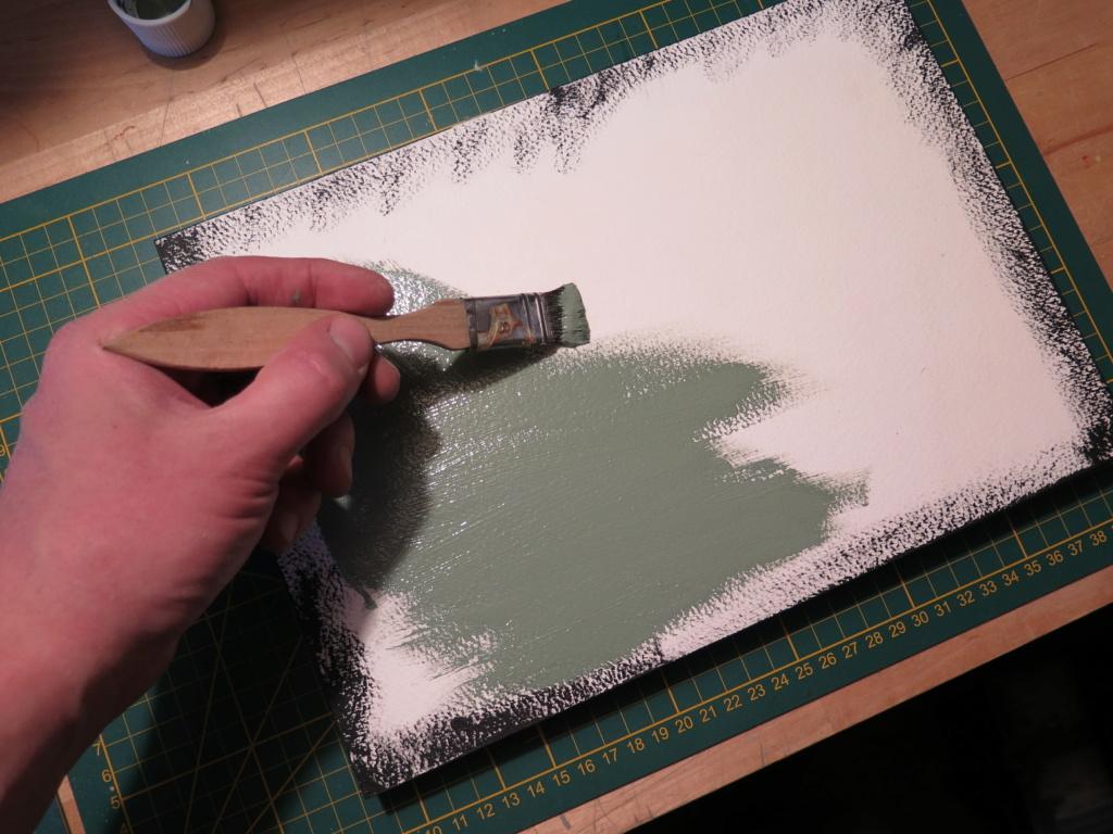 Reproduire de l'eau au 1/700° Peintu10
