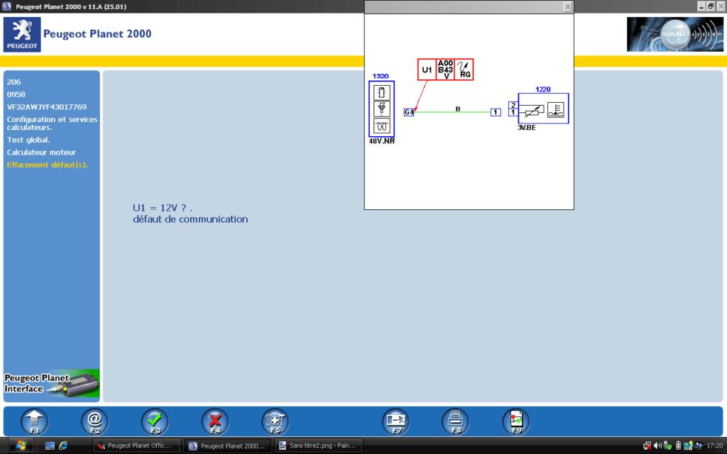 Problème affichage température tableau de bord Sans_t12